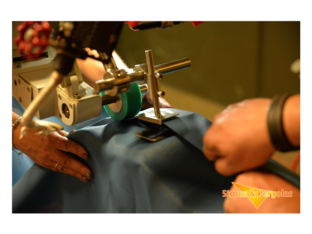 Réparation bâche – Réparation toile store banne – Réparation auvent