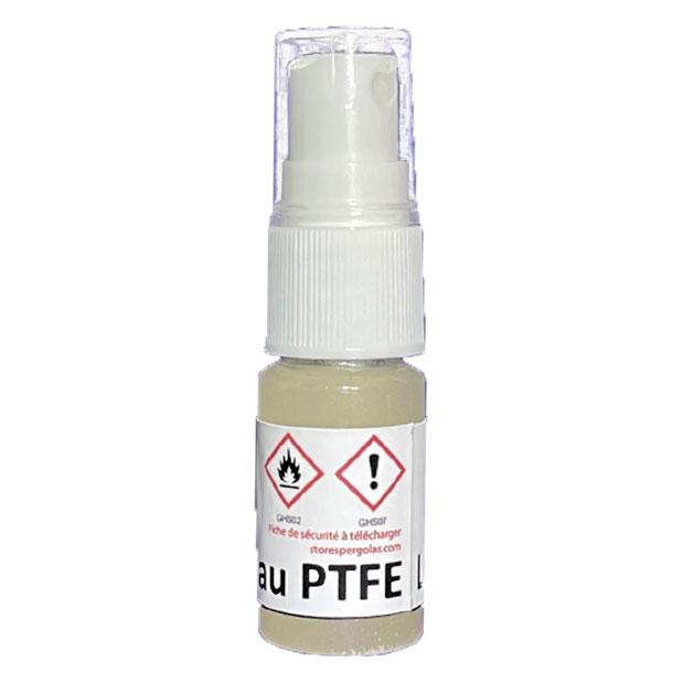 Lubrifiant sec au PTFE  (Pulvérisateur 10ml pour 1 store)